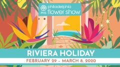 Philadelphia Flower Show Thurs, March 5, 2020