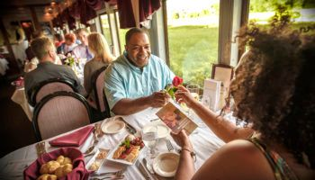 Essex Lunch Train & Boat Cruise - Tues, July 28, 2020