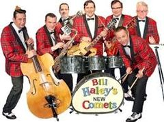 """Mt. Airy Casino presents """"Bill Haley & the Comets"""" - Wed, April 15, 2020"""