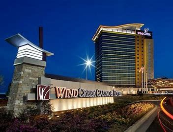 Wind Creek Casino - Tues, May 25, 2021