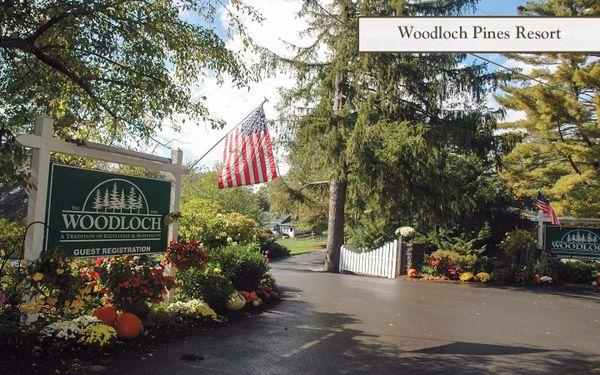 Tues, May 4-Fri, May 7, 2021 - Woodloch Pines