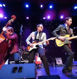 """Wed, June 16, 2021 - Mt. Airy Casino presents """"Buddy Holly Tribute"""""""