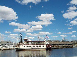 River Lady Lunch Cruise - Fri, September 10, 2021