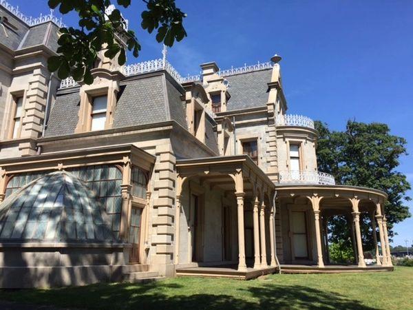 Lockwood Mathews Mansion Holiday Tour - Thurs, November 18, 2021