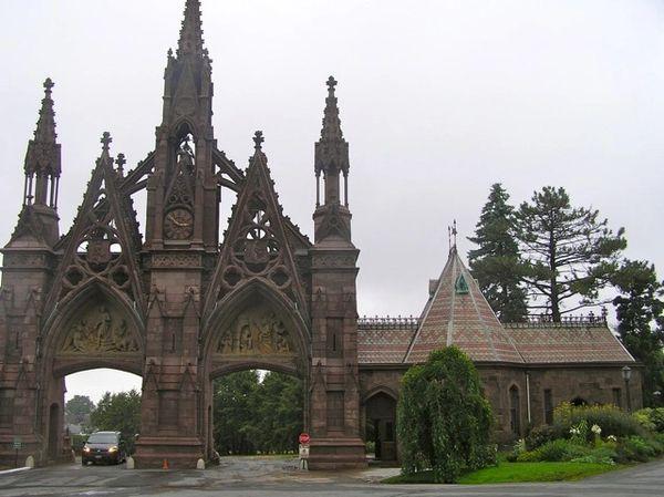 Greenwood Cemetery Tour & Junior's September 25, 2021