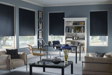 Roller Shades Vancouver Solar Shades Coquitlam, Cheap Shades, Easy blinds, Blackout Curtains Langley
