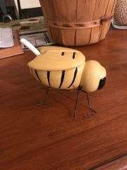 Vintage Honey Bee Honey Pot