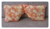 Lavender and Flax Eye Mask