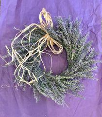 Lavender Wreath small (mostly seasonal)