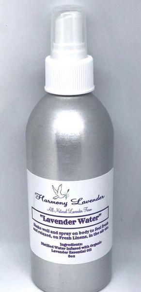 Lavender Water Spray 8 oz.