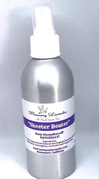 """Skeeter Beater"" All Natural Mosquito and Bug Repellent 8 oz"