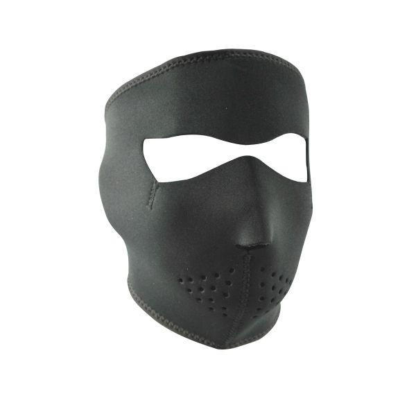 Neoprene Full Face Mask - Black
