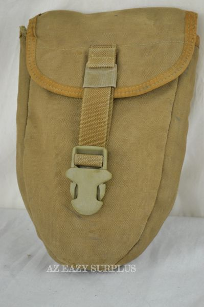 Coyote Entrenching Tool Carrier Pouch | Used
