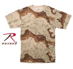 "DESERT ""CHOCOLATE CHIP"" CAMO T-SHIRT"