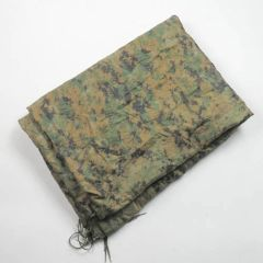 Wet Weather Poncho Liner, MARPAT Digital | Excellent Used Condition