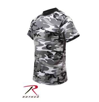KIDS CITY CAMO T-SHIRT