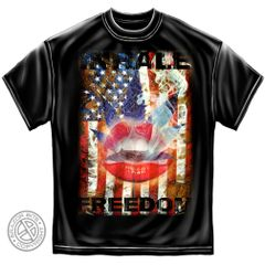 INHALE FREEDOM T-SHIRT