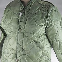 M65 Jacket Liner / Cold Weather Coat Liner | USED