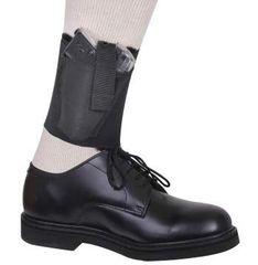 Elastic Ankle Holster