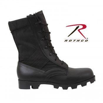 Rothco Black G.I. Type Speedlace Jungle Boot