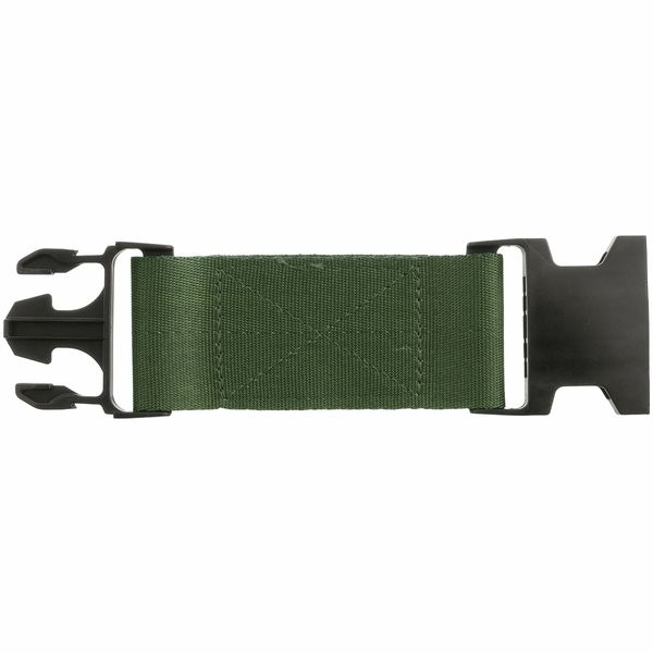 Pistol Belt Nylon Extension | Black Buckle