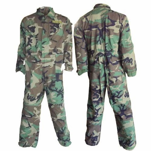 USGI UTILITY MECHANICS COVERALLS | MEDIUM