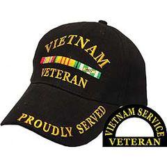 VIETNAM SERVICE VETERAN CAP