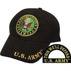 ARMY SYMBOL CAP