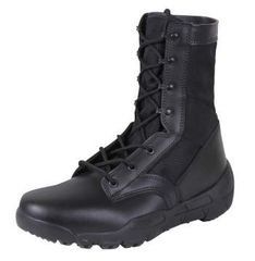 Rothco V-Max Lightweight Tactical Boots | Black