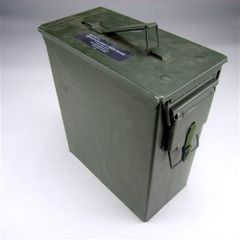 Monocular Night Vision - Ammo Can Type Case | Used