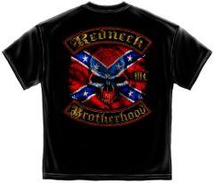 Rebel T-Shirt   Redneck Brotherhood