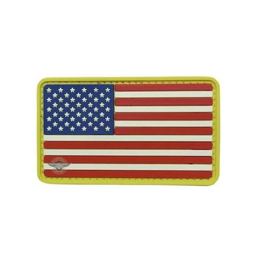 PVC MORALE PATCH - USA FLAG