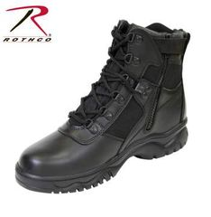 "Rothco 6"" Blood Pathogen Resistant & Waterproof Tactical Boot 5190"
