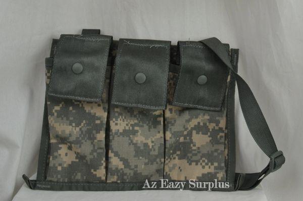 Molle II ACU Bandoleer Ammunition Pouch | 8465-01-524-7309