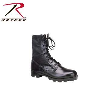 Rothco Black G.I. Type Steel Toe Jungle Boot 5781