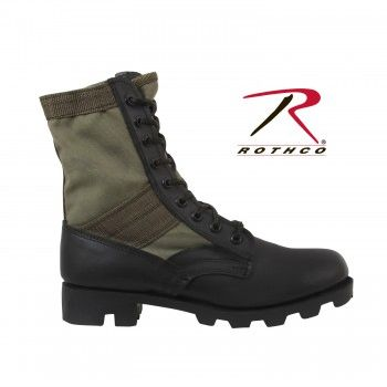 Rothco G.I. Style Military Jungle Boots | Olive Drab | 5080