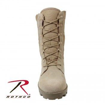 Rothco G.I. Type Desert Tan Speedlace Jungle Boot 5057