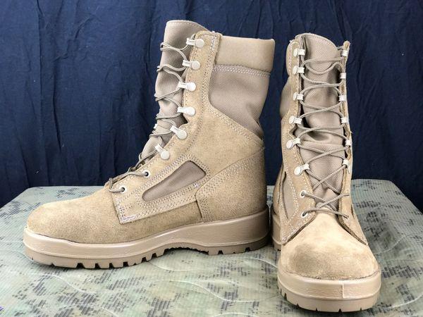Bates Goretex USMC Temperate Weather Boots E85506D
