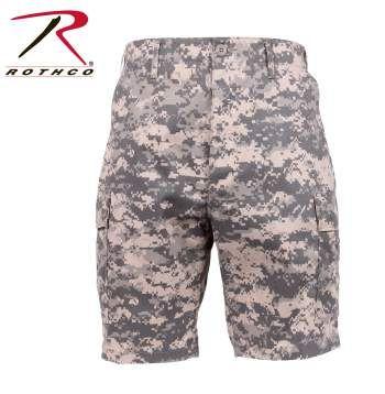 Digital Camo BDU Shorts