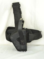 Uncle Mike's Leg PRO-3 Duty Holster with Leg Extender