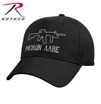 Molon Labe Deluxe Low Profile Cap 9839