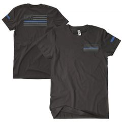 THIN BLUE LINE TWO-SIDED T-SHIRT 63-482