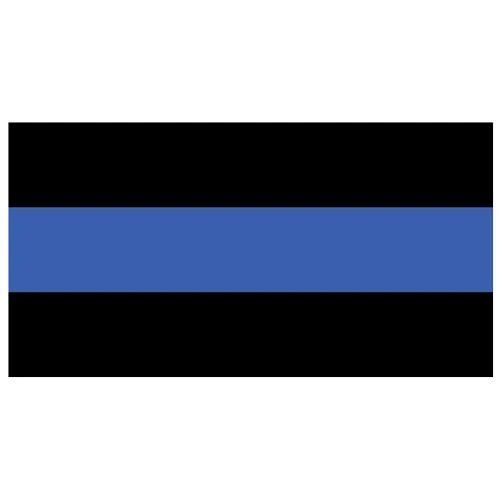 Police/Thin Blue Line Decal 10-481