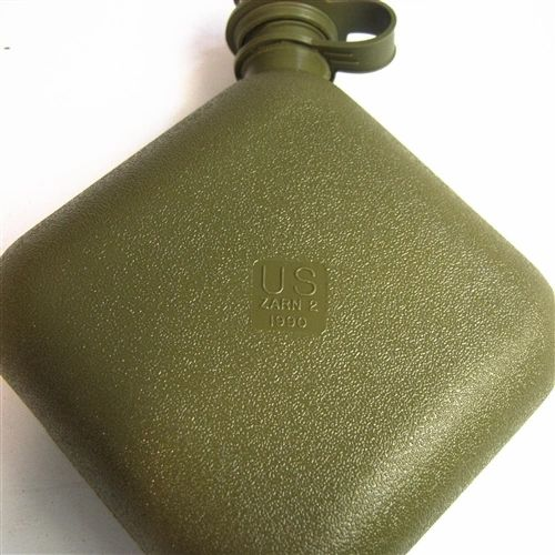 2 Quart Collapsible Water Canteen | 8465011188173 | Used