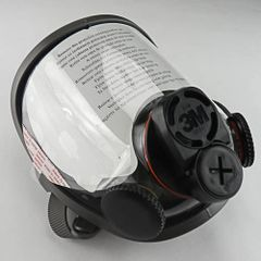 3M Full Face Respirator | US Gas Mask