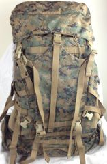 USMC MARPAT ILBE Main Pack Backpack | Excellent Used