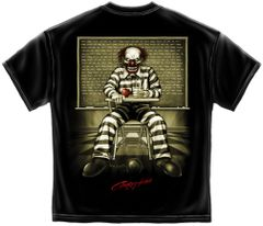 EVIL CLOWN CLASS CLOWN T-SHIRT | RN2319