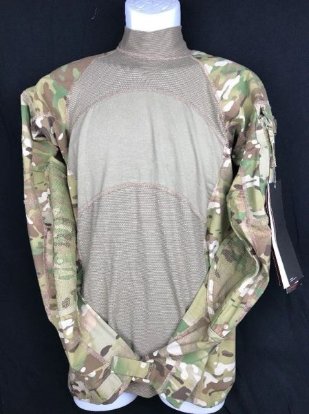Massif GI Army Combat Shirt, Multicam