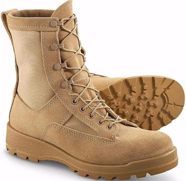 Bates Goretex Combat Temperate Boots E33100D