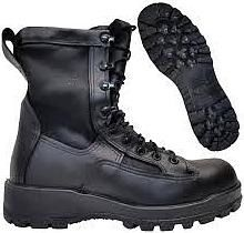 Bates Goretex Infantry Combat Temperate Boots E33201D